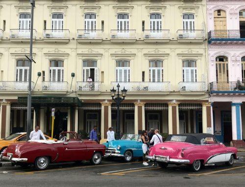 Mi viaje a Cuba en un Webinar