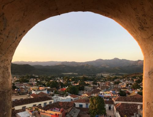 Trinidad: the second part of my trip to Cuba