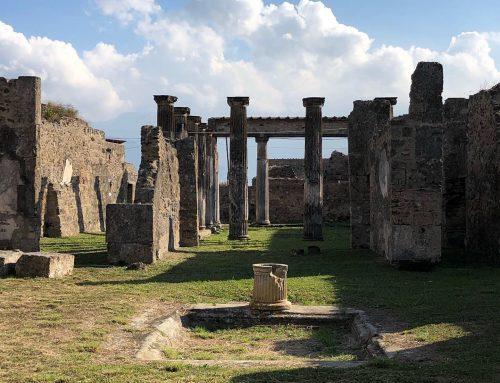 Pompeya y Brumadinho: tragedia y crimen ambiental