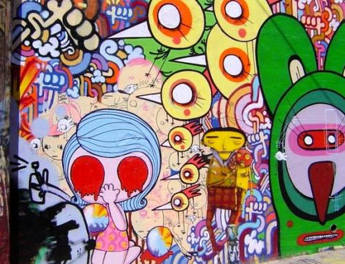 BCN Rise & Fall: documentário sobre o grafite em Barcelona